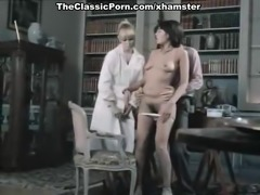 Richard Lemieuvre, Mika Barthel, David Hughes in vintage sex