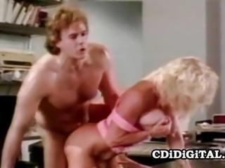 """Blonde babe enjoys classic fuck"""