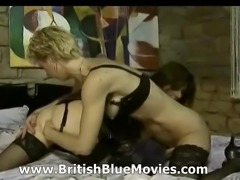 Hayley Russell - British Vintage Fisting