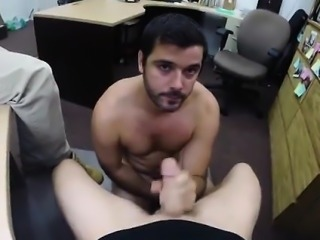 Hung older gay guy fucks younger straight guy Straight dude