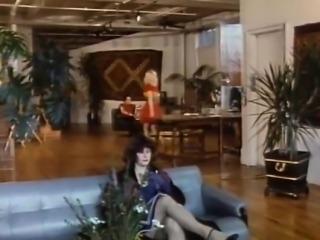 Bridgette Monet, Joey Silvera, Sharon Kane in classic sex