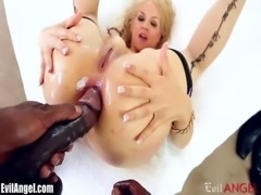 Sarah Vandella Ass Plowed by Black Dick POV free