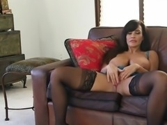 Sexy blowjob and really fluent deepthroat