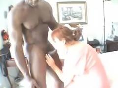 Redhead Dawn interracial anal fucking and cumshot free