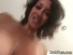 Busty Arabic Soccer Mom Wants The Ref free