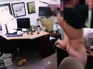 Amateur MILF finger fucked doggystyle on spycam