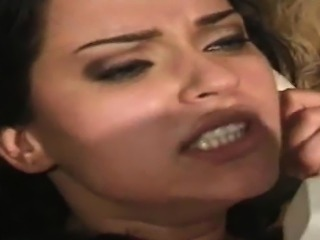 Nikita Denise is a Brunette whore that loves swallowing cum