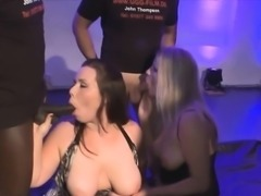 Fucked whores drink piss