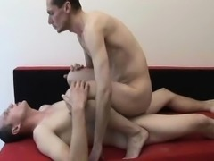 Gay Ass Fucking and Felching