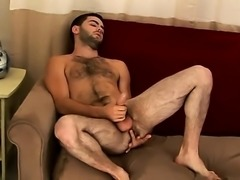 Huge cock pumping and touching unbelievable