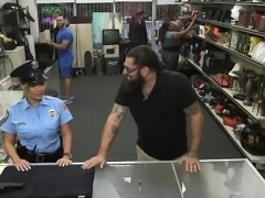 Police officer tight pussy and fat ass I fucked her good