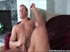 Soccer mom gets fucked hard free