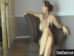 Charlee Chase Pleases Her Horny Pussy free