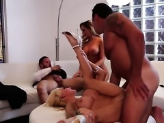 Group sex with hot people