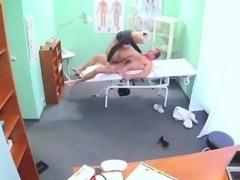 FakeHospital Dirty doctor fucks busty porn star