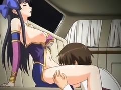 3d hentai girl teasing cock gets pussy licked in return