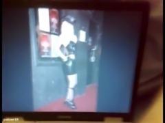 Paris Hilton Laptop Cum Tribute (Slideshow)