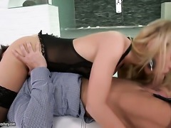 Huge ass is getting licked