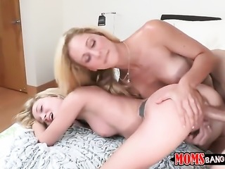 Chad Alva loves always wet warm fuck hole of Blonde Cherie Deville with juicy...