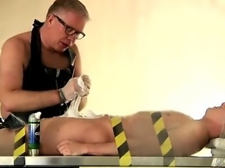 Gay male deep throat for money That will train the man - won
