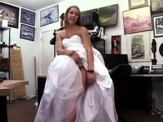 Girl shaves pussy in shower A bride\'s revenge!