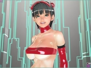 Trance Doll 3D