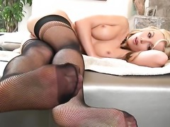 Kayden Kross cant live a day without playing with her beaver
