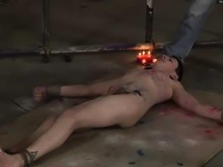 Gay deep throat sex movies A Sadistic Trap For Twink Scott