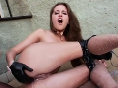 Squirt fetish babes outdoors squirting