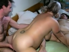 OldNanny Chubby fat granny and fat mature suck dick