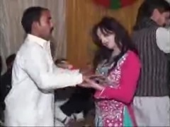 Mujra in a party