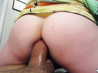 Veronica Wild gets the fudge banged