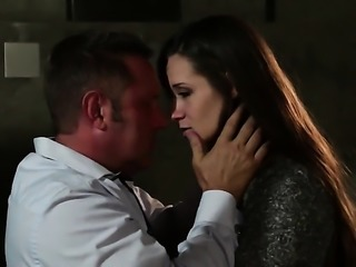 Cassidy Klein is too hot to stop the tugjob session