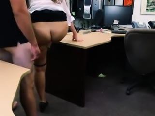 Teen big tits pov couch PawnShop Confession!