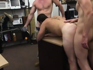 Gay male mature pawn first time Straight stud goes gay for c