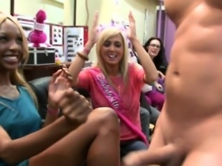 Ex skank wife facialed at bachelorette party