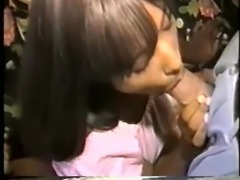 Busty African Beauty gets fucked