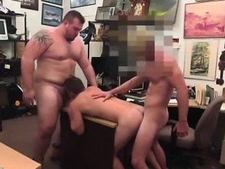 Handsome gay sexy nude hunk He ACTED uncomfortable, but I kn