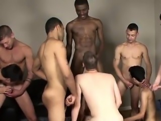 Ladyboy bbs gay porn The Bukkake Boys quickly fitted Kriss w
