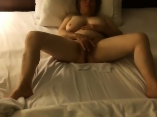 Insane Orgasm - Busty Mature Amateur