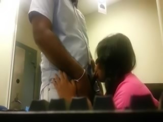 Office girl getting fucked by co worker part 3