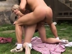 Smell my nylon feet Forget your car problems after sex