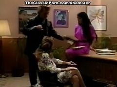 Hyapatia Lee, Rosemarie, Joey Silvera in threesome scene