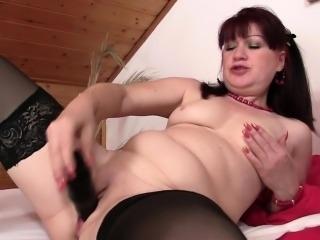 Fucking my wifes mother from behind