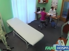 FakeHospital Hot patient has a tight pussy
