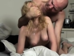 Casting bombshell leaves after hardcore fucking and butt hol