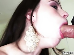 Veronica Radke is fucking good at making men cum with her soft hands