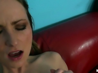 Petra gets her bush pumped full of cock in steamy hardcore action with horny dude