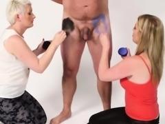 cfnm milfs bodypaint guys penis