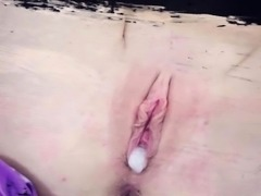 TittyAttack - Donut Day Oiled Up Titty Fuck